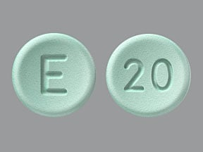 OPANA ER 20 MG TABLET