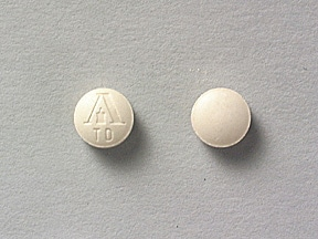 ARMOUR THYROID 30 MG TABLET