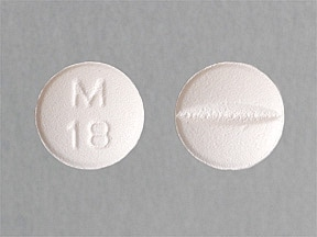 METOPROLOL TARTRATE 25 MG TAB