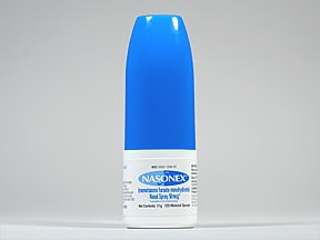 NASONEX 50 MCG NASAL SPRAY