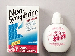 NEO-SYNEPHRINE 12 HOUR SPRAY