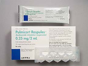 Pulmicort inhalation : Uses, Side Effects, Interactions