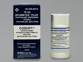 COSOPT EYE DROPS