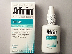 AFRIN 0.05% NASAL SPRAY