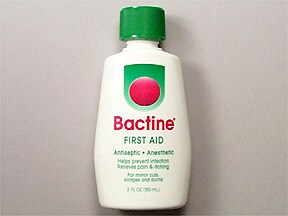 BACTINE SOLUTION