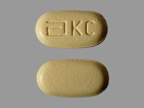 KALETRA 100-25 MG TABLET