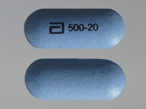 SIMCOR 500-20 MG TABLET