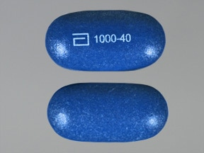 SIMCOR 1,000-40 MG TABLET
