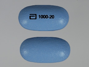 SIMCOR 1,000-20 MG TABLET