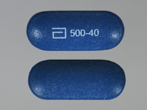 SIMCOR 500-40 MG TABLET
