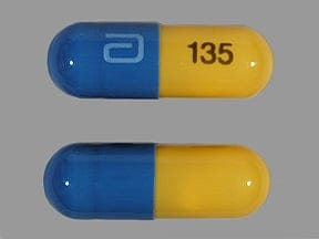 TRILIPIX DR 135 MG CAPSULE