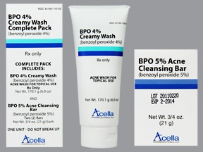 BPO 4% CREAMY WASH PACK