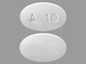 AMPYRA ER 10 MG TABLET