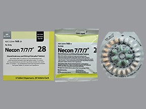 NECON 7-7-7-28 TABLET