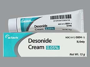 DESONIDE 0.05% CREAM