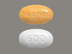 MUCINEX D ER TABLET