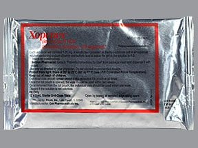 XOPENEX 1.25 MG/3 ML SOLUTION