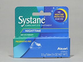 SYSTANE NIGHTTIME EYE OINT
