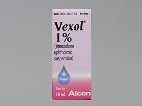VEXOL 1% EYE DROPS