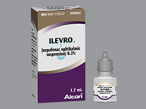 ILEVRO 0.3% OPHTH DROPS