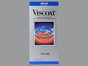 VISCOAT SYRINGE