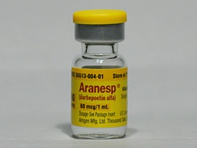 ARANESP 60 MCG/ML VIAL
