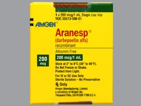 ARANESP 200 MCG/ML VIAL
