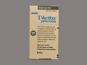 VECTIBIX 400 MG/20 ML VIAL