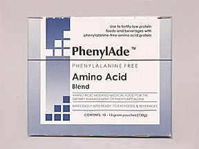 PHENYLADE AMINO ACID BAR