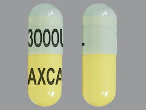 ULTRESA DR 23,000 UNIT CAPSULE