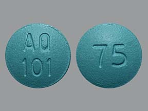 ACTICLATE 75 MG TABLET