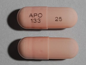 CYCLOSPORINE 25 MG CAPSULE