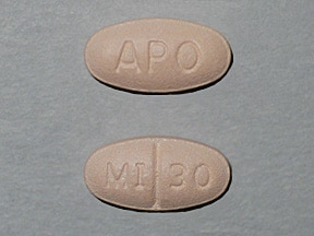 Image for mirtazapine oral 30 mg