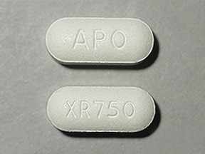 Image for metformin oral 750 mg