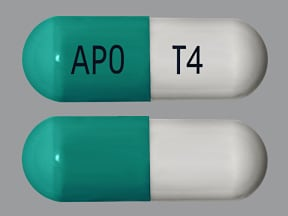 Image for tizanidine oral 4 mg