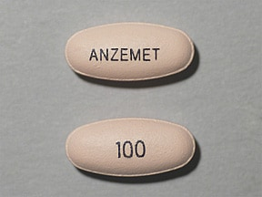 ANZEMET 100 MG TABLET