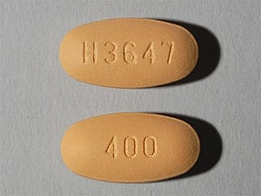 KETEK 400 MG TABLET