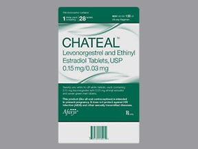 CHATEAL-28 TABLET