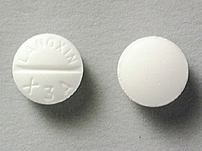 LANOXIN 250 MCG TABLET