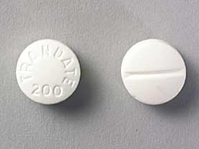TRANDATE 200 MG TABLET