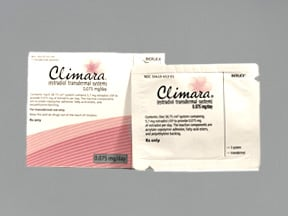 CLIMARA 0.075 MG/DAY PATCH