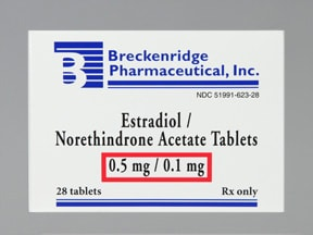 Estradiol Norethindrone Acetate Tablets Reviews