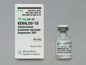KENALOG-10 10 MG/ML VIAL