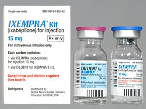 IXEMPRA 15 MG KIT