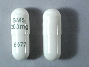 VIDEX EC 200 MG CAPSULE