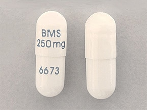 VIDEX EC 250 MG CAPSULE