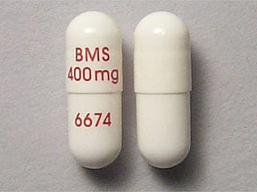 VIDEX EC 400 MG CAPSULE