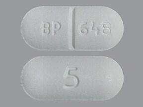 HYDROCODON-ACETAMINOPHEN 5-300