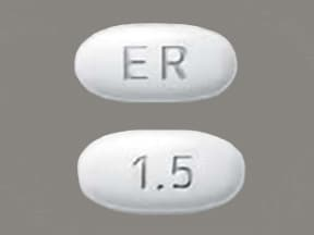 MIRAPEX ER 1.5 MG TABLET