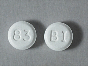 MIRAPEX 0.125 MG TABLET